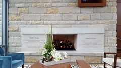 Fond du Lac Tailored Blend and Mill Creek Tailored Blend 20-40% - 100% Horizontal Rockfaced; Indiana Cut Stone (Buechel Stone) Tags: naturalstone buildingstone stoneveneer thinveneer fullveneer stone buechelstone stoneexterior stonemasonry stonewalls stoneveneerexterior exteriorstoneveneer fireplace hearth mantel interiordesignideas commercialbuilding stoneforcommercialuse customblend