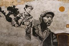 Banditi (Olivier Monbaillu) Tags: monbaillu canon eos7d murales peinturesmurales murals banditiaorgosolo orgosolo orgsolo barbagia barbgia sardegna sardaigne sardinia italia italie italy imdb:title=tt0053632