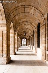 Soportales (Juan Miguel) Tags: espaa europa europe galicia juanmiguel santiagodecompostela sigma1224 sonyalpha700 spagne spain spanien architecture arquitectura soportales