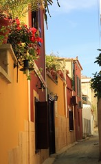 Aegina island, street shot (spicros78) Tags: aegina island greece street shot canon canon50d walking