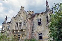 Castelul Teleki Ocna Mures (djbalbas) Tags: romania rumania teleki ocnamures outstandingforeignphotographersvisitingromania castelultelekiocnamures