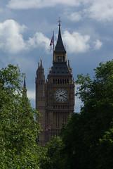 The Elizabeth Tower (Big Ben) (CraigMoulding) Tags: london bigben thepalaceofwestminster theelizabethtower