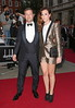 Dermot O'Leary and Dee Koppang The GQ Men of the Year Awards 2012 - arrivals London, England
