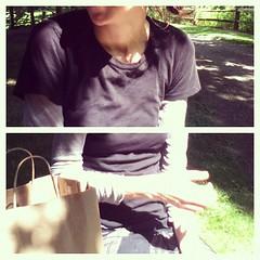 Sometimes it seems that Haiku (vicskitschn) Tags: valencia square hands artist haiku visit squareformat 111 iphoneography instagramapp uploaded:by=instagram 111haiku arielkotker hrahli