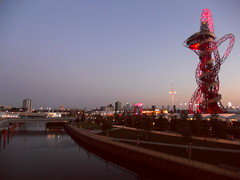 CIMG9534 (.Martin.) Tags: park london tower observation elizabeth games queen olympic anishkapoor orbit stratford 2012 the paralympic cecilbalmond arcelormittal