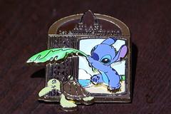 Happy First Anniversary Aulani (katsuboy) Tags: stitch pins disney mickeymouse liloandstitch waltdisney tradingpins nendoroid