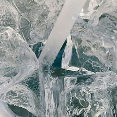 #ice #blue #crystal #blue_crystal # # # #_ (WelloJ) Tags: square squareformat normal iphoneography instagramapp uploaded:by=instagram
