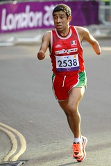 Pedro Meza Zempoaltecatl (McTumshie) Tags: england london geotagged mexico unitedkingdom marathon cityoflondon paralympics london2012 gbr londonist 2538 t46 geo:lat=5151789983 ©andrewsmith2012 9september2012 geo:lon=009701014 pedromezazempoaltecatl