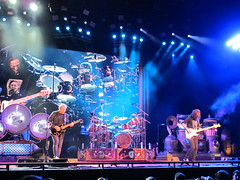 Rush - Alex Lifeson, Geddy Lee & Neil Peart (Peter Hutchins) Tags: tour angels rush clockwork 2012 geddylee alexlifeson neilpeart