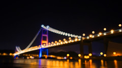 Bubble - Tsing Ma Bridge (Tears2012) Tags: hongkong  ricoh a12 mawan tsingmabridge gxr