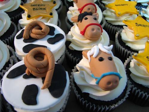 Cowboy Cupcakes #2