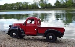 1941 Dodge Half-ton Pickup Truck (JCarnutz) Tags: pickup dodge 1941 diecast 124scale danburymint