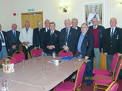 RSA Lincoln - Branch Meeting Oct 2012 (Ben Revell) Tags: england army military branches lincolnshire lincoln forces rsa associations royalsignals rsalincoln