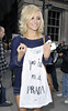 Pixie Lott London Fashion Week Spring/Summer 2013