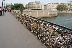 Pont L'Archevech (ana_feliciano) Tags: bridge paris france love europa europe amor ponte pont padlocks cadeados larchevech