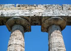 """Hera I (""""The Basilica"""") capitals"""