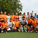 UNite to End Violence Against Women soccer match