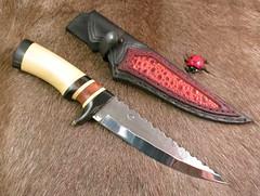 Knifemaker Jesper Milan - Denmark (thegoodstuffshop) Tags: danish knives knifemaking knivper thegoodstuffshop scandiknives forwardinlife naturgalleriet customhandmadeknives jespermilan