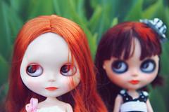 Ana Charming y Salem