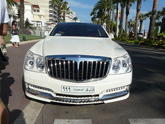 Xenatec 57S Cruisero Coupe - 999 - 2011-07-16 (18;05;28) (fhesdin) Tags: cannes coupe maybach 57s xenatec cruisero