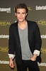 Paul Wesley 2012 Entertainment Weekly Pre-Emmy Party at the Fig & Olive West Hollywood, California