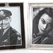 Lot 2041.  Two Silver Photo Frames