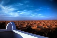 Tunisian Sahara 2002 On Film HDR [Explore] (It's my whole damn raison d'etre) Tags: africa 2002 film alex 35mm kodak tunisia north experiment technique hdr erkiletian yahoo:yourpictures=mytravels