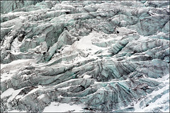 Alpine glacier - Zermatt 03 (Katarina 2353) Tags: travel winter snow cold texture film ice photography switzerland photo nikon suisse image swiss freezing glacier zermatt katarinastefanovic katarina2353