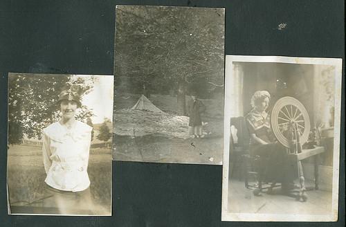 WWI Album Page 28
