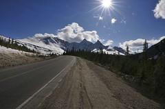 The Icefields Parkway ! (jm.buchet (VisionNatureJMB)) Tags: sun canada mountains landscape rockies soleil jasper alberta parkway paysage icefields montagnes
