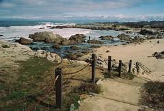 Beach near Pacific Grove, CA