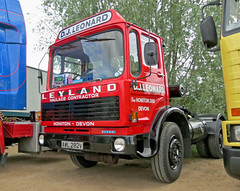 Leyland Lynx Tractor Unit (Beer Dave) Tags: tractor classic truck lorry commercial lynx leyland unit gaydon hgv