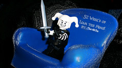 Reflections of liam (chrisofpie) Tags: chris project pie toy toys outdoors funny lego jester lol liam legos hero knight brave heroes minifig weeks mime 52 minifigure minifigures 52weeks stunningphotography legohero whitejester chrisofpie 52weeksofliamthemime