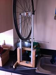 (robclarke3) Tags: wheelbuilding truingstand fireeye