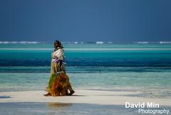 Jambiani, Zanzibar - Tropical Paradise (GlobeTrotter 2000) Tags: africa travel sea vacation beach water tanzania sand paradise village fishermen crystal tropical zanzibar pristine seaweeds paje jambiani