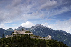 Holiday Snapshots - Burg Ehrenberg (airSnapshooter) Tags: burg catsle schloss mountains sky clouds ruins ehrenberg austria sterreich europe europa outdoor architecture monument canoneos6d ef50mmf18stm