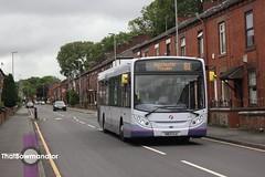 First Manchester 67423 (Luke Bowman's photography) Tags: first manchester 67423 adl enviro 300 e300 south chadderton