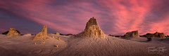 Mungo National Park (Trevor Tutt) Tags: mungonationalpark sunset trevor tut sky acient lake panoramic sony a7r2 landscape colour formations land earth