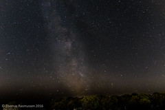 First attempt at capturing the Milky Way (ThomasMaribo) Tags: astro astrophotography milky way milkyway sigma nikon d5300 lolland denmark danmark long exposure mlkevejen 1750 night evening