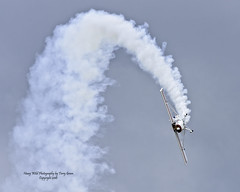 1992 Taylorcraft/Swick T-Clips C/N 1 N6588C (Hawg Wild Photography) Tags: 1992 taylorcraftswick tclips cn 1 n6588c dr d frank donnelly aerobatics 2016 arlington fly in arlingtonmunicipalairportkawo terrygreen nikon nikon600mmvr d810