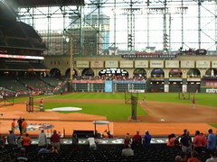 Houston 3 (MFHarris) Tags: houston astros minutemaid texas ballpark americanleague nationalleague baseball stadium