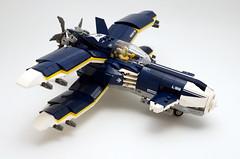 X-Plane - ground (Sylon-tw) Tags: sylontw sylon xwing x plane aircraft airplane dieselpunk dieselpulp moc lego skyfi wing wings
