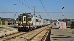 AM 971 - L43 - ANGLEUR (philreg2011) Tags: amclassique cityrail am971 l43 angleur l20145550 l20145566 sncb nmbs trein train