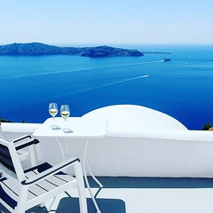 """""""Begin at once to live, and count each separate day as a separate life."""" - Seneca Abyssanto suites...#santorini Join us - www.bookingsantorini.com (bookingsantorini) Tags: santorini greece travel holiday hotel villa bookingsantorini greekisland cyclades vacation santorinihotels trip traveller aegean mediterranean travelgreece greek"""
