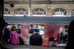 PastMoment(LR) (Clive Varley) Tags: prestonstation observation steamrailways nikond90 lightroom44