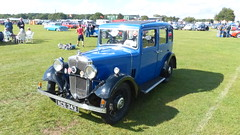 Morris Ten Four Car Reg: ACE 343 (bertie's world) Tags: lincolnshire steam rally 2016 lincoln showground morris four ten car reg ace 343