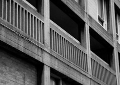 Brutal (@AnnerleyJphotos) Tags: parkhill sheffield uk flats abandoned derelict ruins brutalist brutalism listedbuilding yorkshire england engish britain british greatbritain boardedup empty balcony balconies bw blackwhite street streetphotography mono monochrome