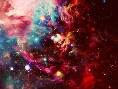 Space Nebula (isabelcubias) Tags: deep space dust mystery future glowing bright star night formation astronomy explore sun moon black galaxy dark solar realistic texture design science sky supernova bang beautiful background nebula constellation big cosmos thailand