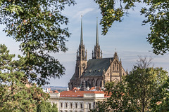 Cathedral of St. Peter and St. Paul (alan_46) Tags: brno chapel cathedral st peter paul czech travel europe