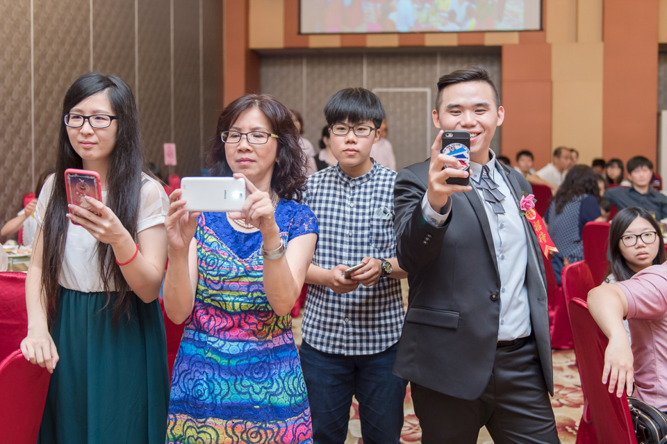 台南婚攝 情定婚宴城堡永康館 婚禮紀錄 C & V 125